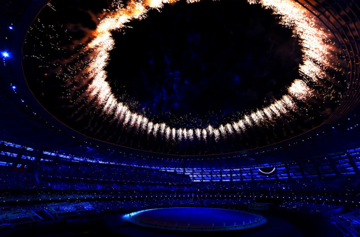 The European Games: The Opening Ceremony from the Olympic Stadium