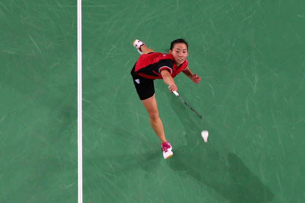 Commonwealth Games champion Li reaches BWF US Open last eight in Los Angeles