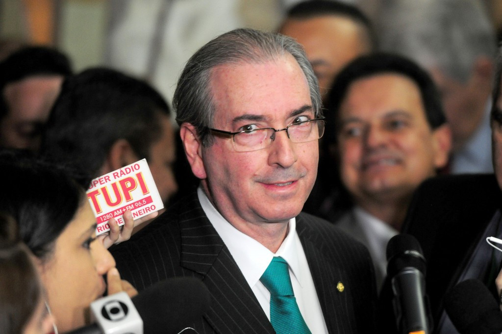Eduardo Cunha, who led the attempt to get Rousseff impeached, has resigned from his role as speaker of the Lower House ©Getty Images
