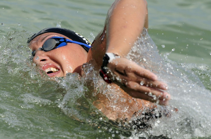 Open water swimmer stripped of London 2012 performance after admitting doping