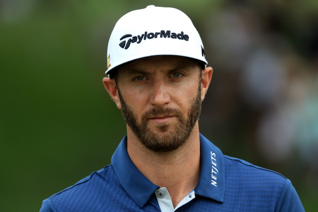 Dustin Johnson has withdrawn from the Rio 2016 golf tournament ©Getty Images