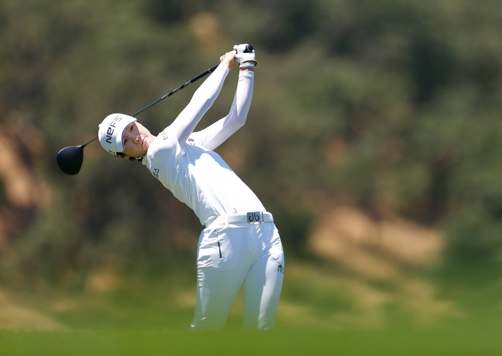 Park opens up two shot lead at US Women's Open but Ko moves into the picture