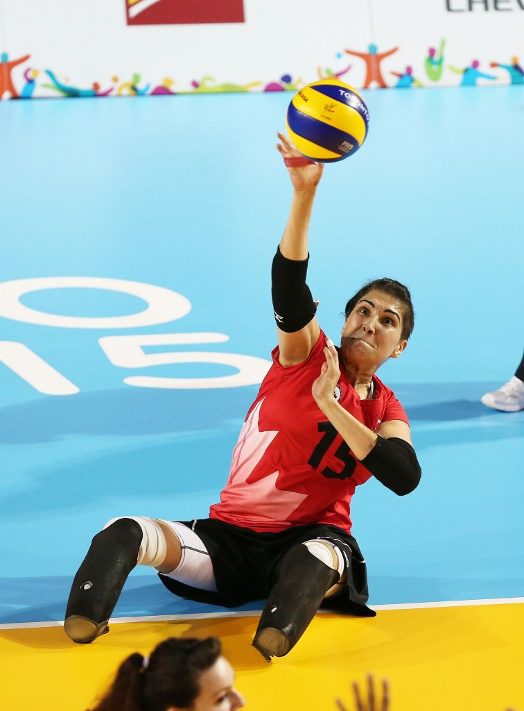 Canada have qualified for a Paralympic sitting volleyball tournament for the first time ©CPC