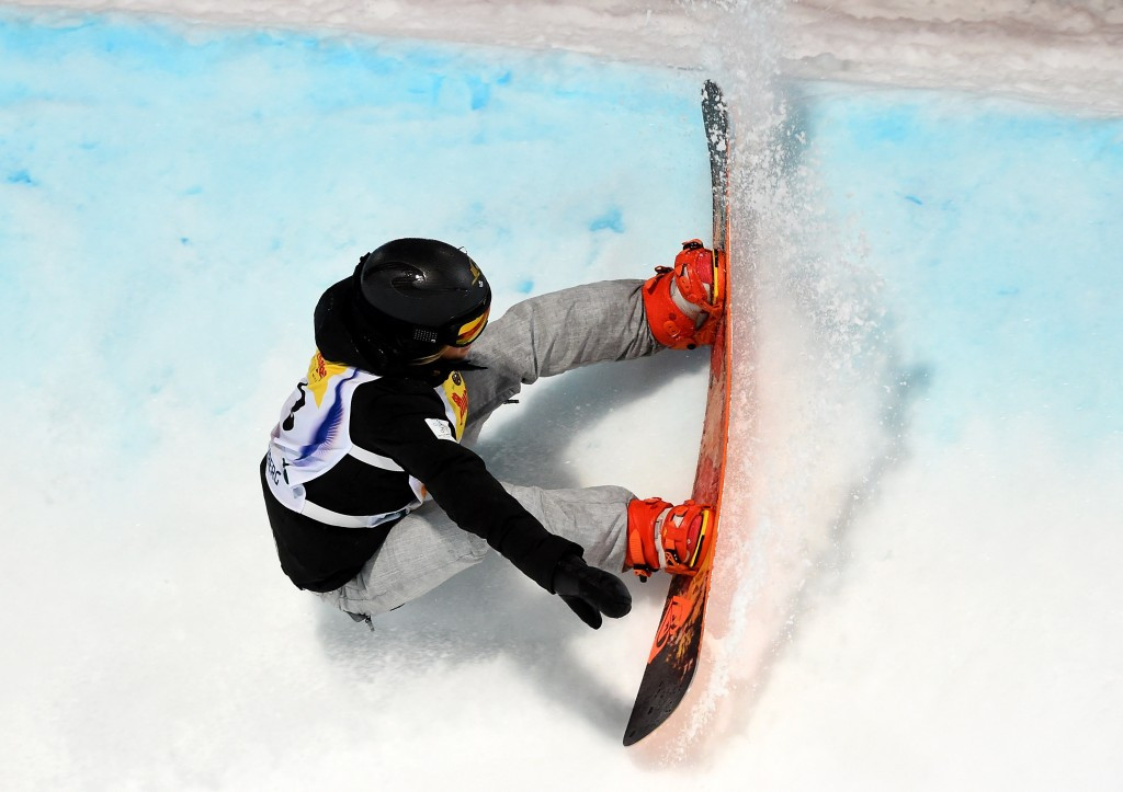 Australian snowboard stars to help young talent
