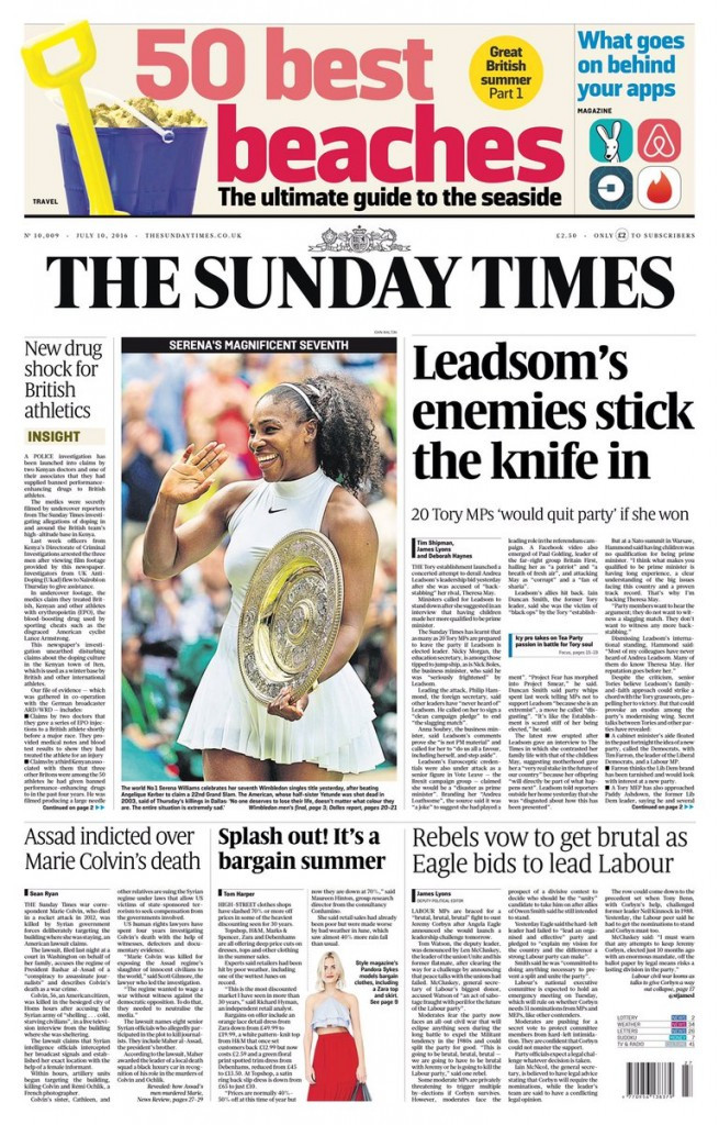 UK Anti-Doping have sent investigators to Kenya to examine reports in The Sunday Times that British athletes travelled there to take part in doping regimes ©The Sunday Times