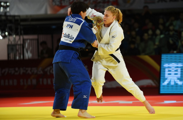 Kayla Harrison is without doubt the most consistent fighter in the women's under 78 kilogram category