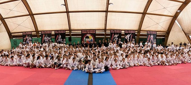 WKF outline appeal of karate following successful Youth Camp