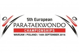 Registration opens for 2016 European Para-Taekwondo Championships