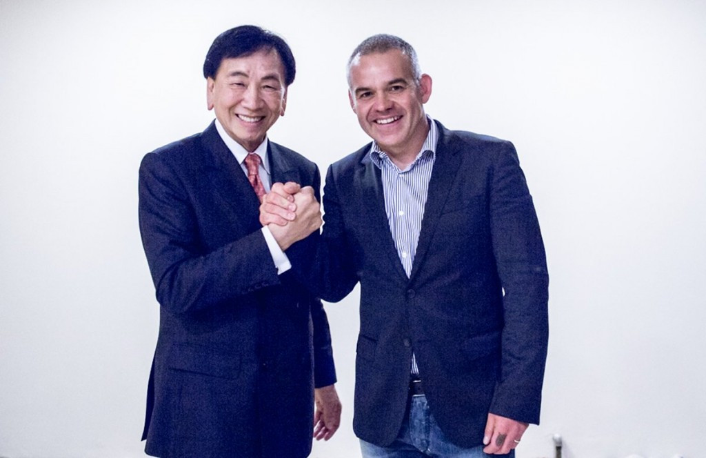"""World Boxing Association chief aims to work on """"mutual projects"""" with AIBA after attending final Olympic qualifier"""