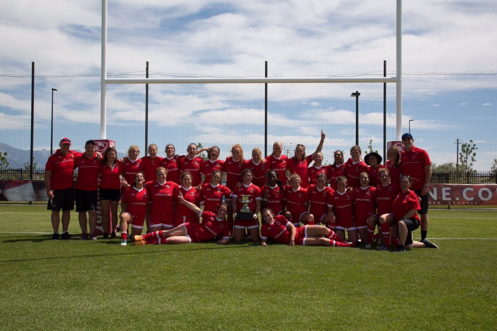 Canada overpower France to seal Women's Rugby Super Series title