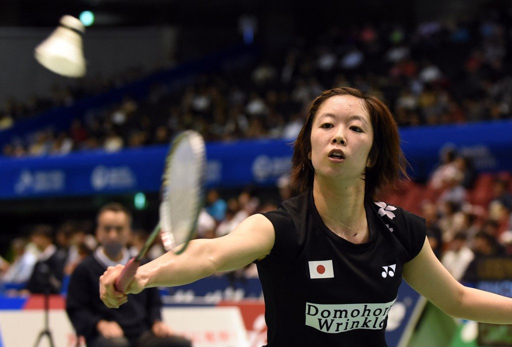 All Japanese final booked at BWF US Open