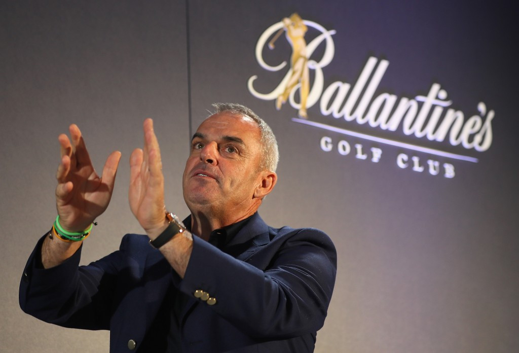 Paul McGinley has criticised Rory McIlroy for not attending the Olympic Games ©Getty Images