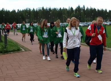IIHF Women's High-Performance Camp opens in Finland