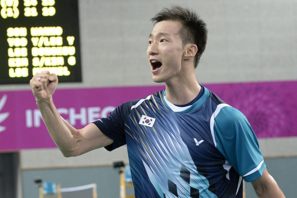 Lee sees off Tsuneyama to claim BWF US Open title