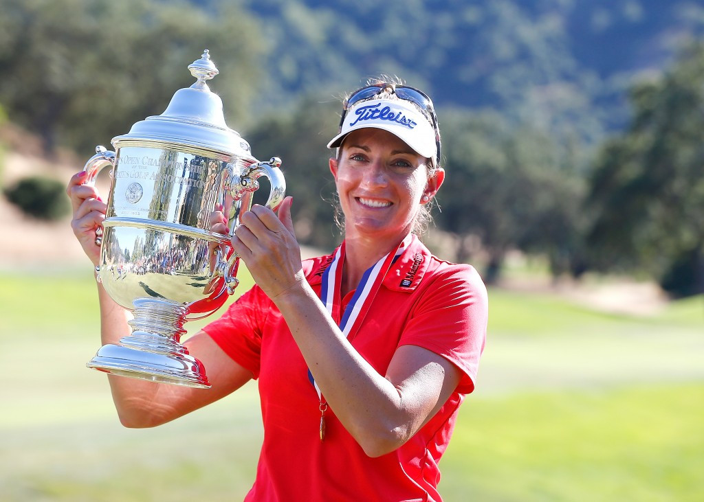 Lang secures maiden major with controversial play-off win over Nordqvist at Women's US Open