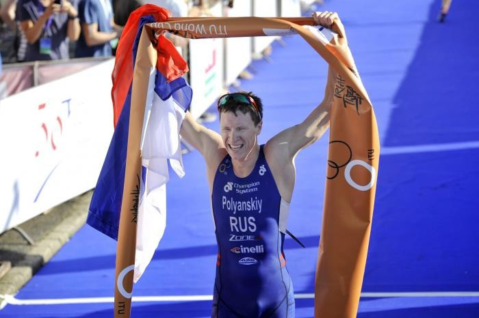 Dmitry Polyanskiy boosts Rio 2016 hopes by edging brother Igor at ITU World Cup