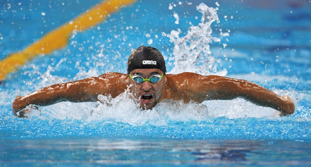 Chad le Clos reveals both parents are battling cancer as he prepares for Rio 2016