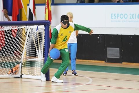 Brazil won the 2014 men's world title in Finland ©Epsoo2014