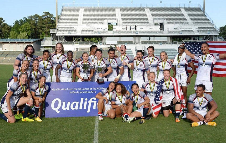 USA Rugby have launched a funding appeal for their sevens teams ahead of Rio 2016 ©USA Rugby