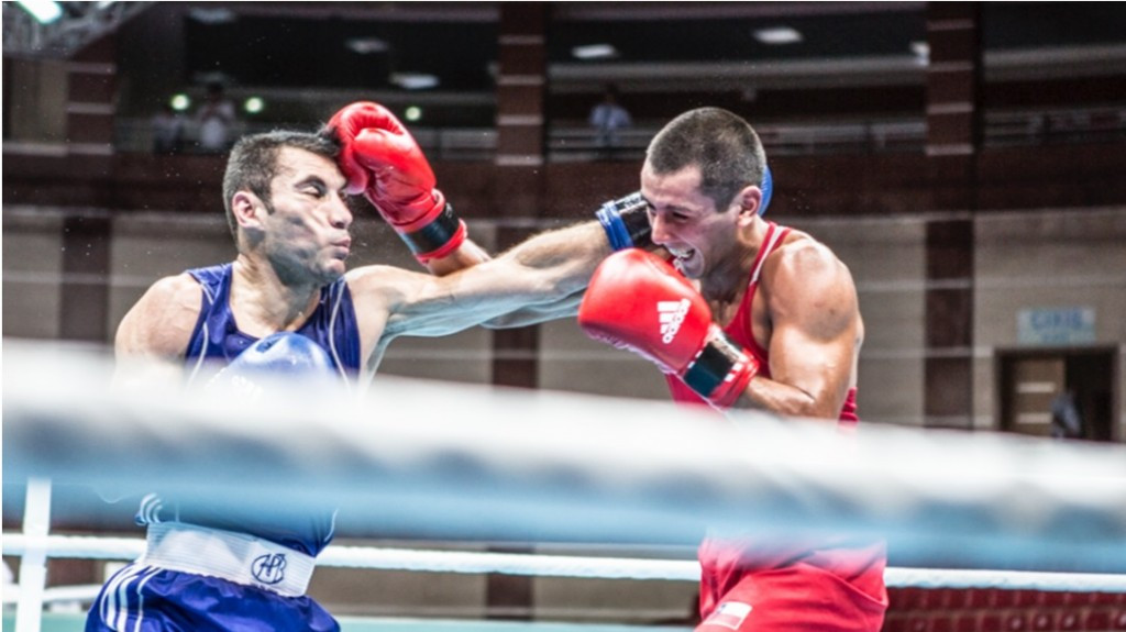 AIBA insist the reason for the withdrawal from the Olympic qualifier was because the boxer failed to make the weight ©AIBA
