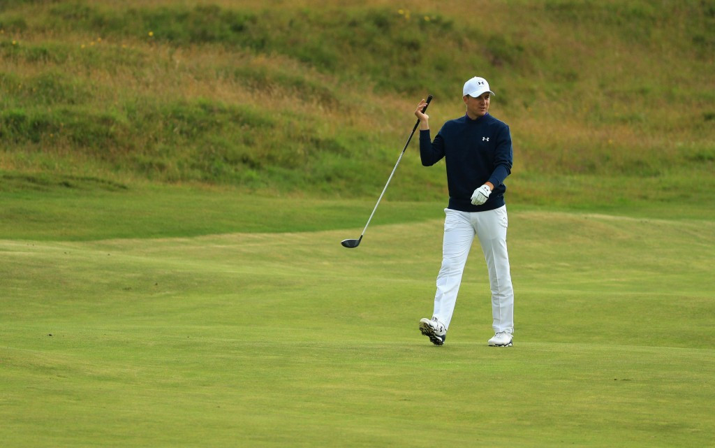 Jordan Spieth has pulled-out of Rio 2016 ©Getty Images
