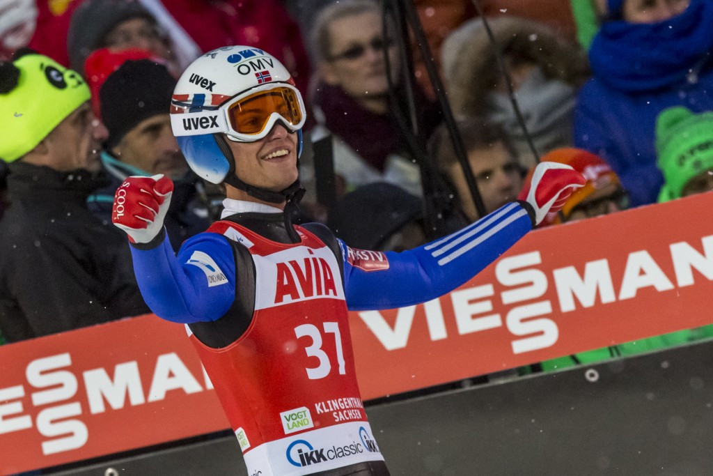 Tande's ski jumping preparations hit by stress fracture
