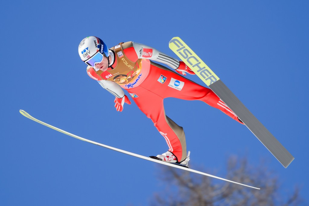 Norway's Kenneth Gangnes has also been hit by injury concerns after tearing his ACL  ©Getty Images