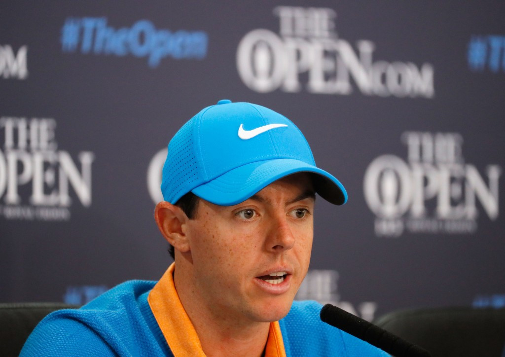 "McIlroy says Olympic golf tournament ""does not matter"""