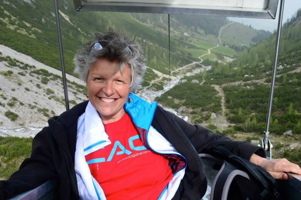 The IFSC have paid tribute to Susi Knabl ©Austrian Climbing Federation