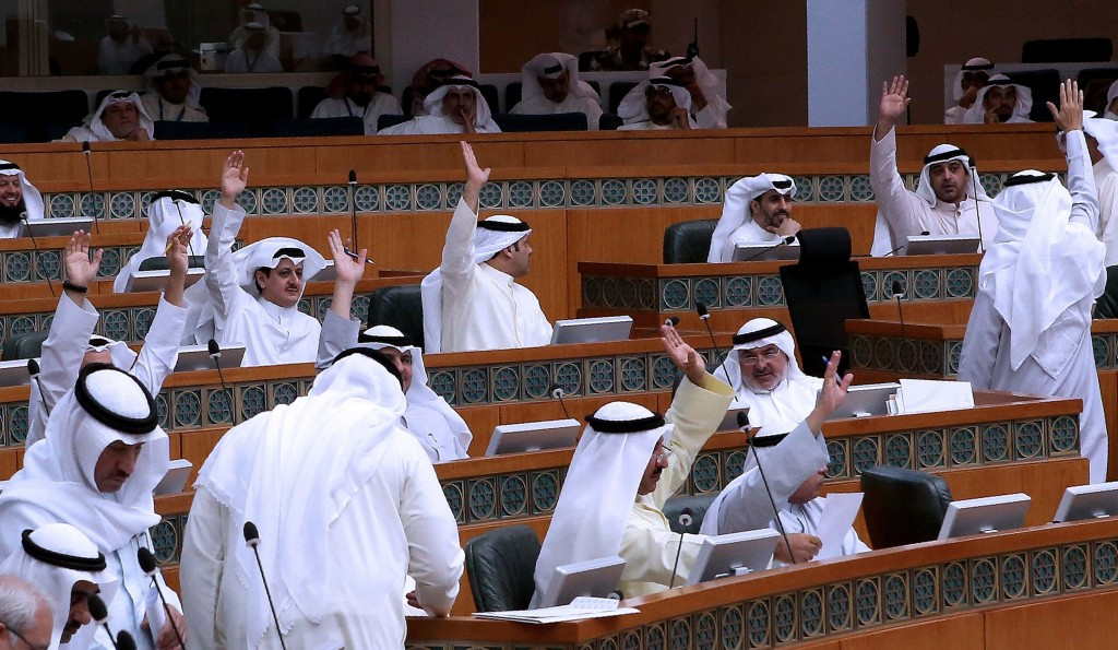 Kuwaiti officials approved new sports laws which led to the rival National Olympic Committee in June ©Getty Images
