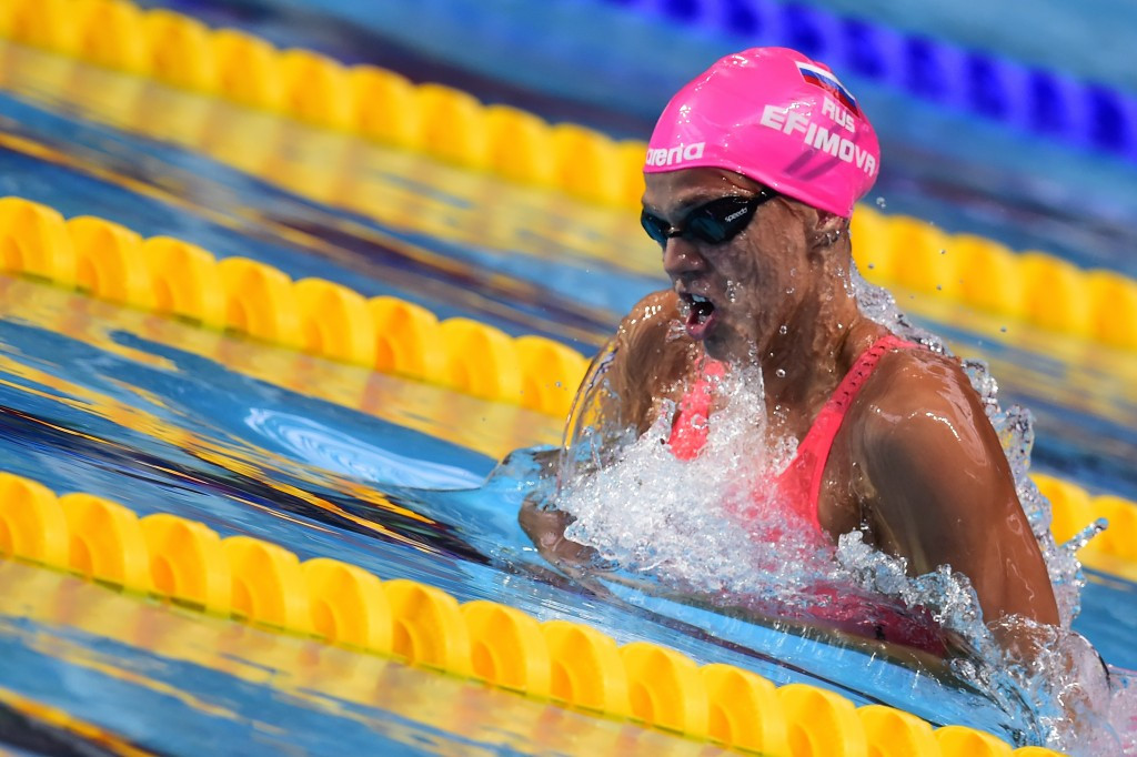 Mutko criticises WADA after FINA lift Efimova drop doping charges in time for Rio 2016