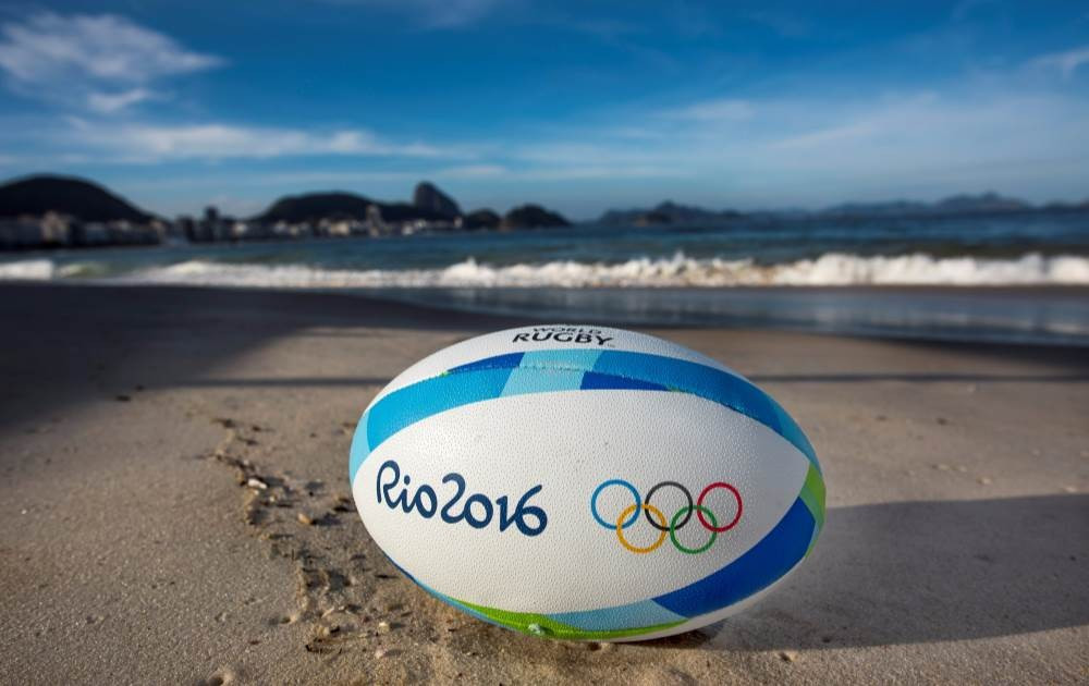 World Rugby unveil official Rio 2016 match ball