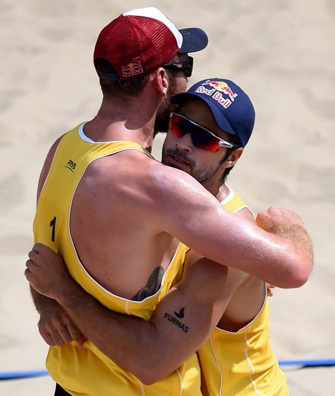 Pools drawn for Rio 2016 beach volleyball competition
