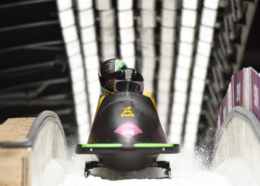 Jamaica hope to be represented in both men and women's events at Pyeongchang 2018 ©Getty Images