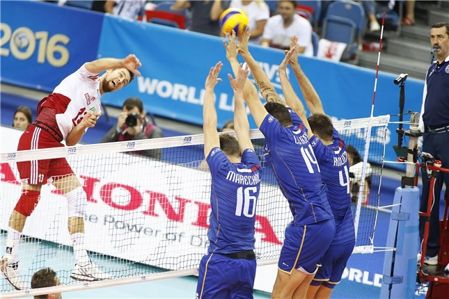 Poland fight back to beat France in five set thriller at FIVB World League final six
