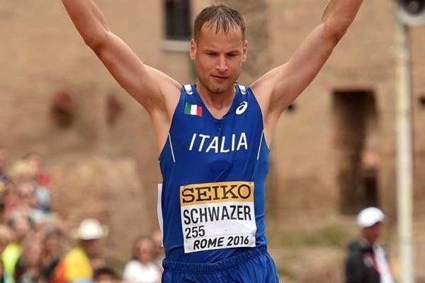 """Schwazer goes to Carabinieri to claim positive drugs test is because he upset """"strong powers"""""""