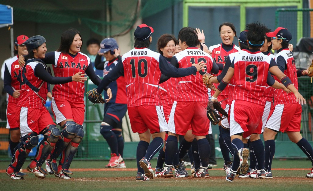 Japan aiming for a hat-trick of titles at WBSC Women's Softball World Championship