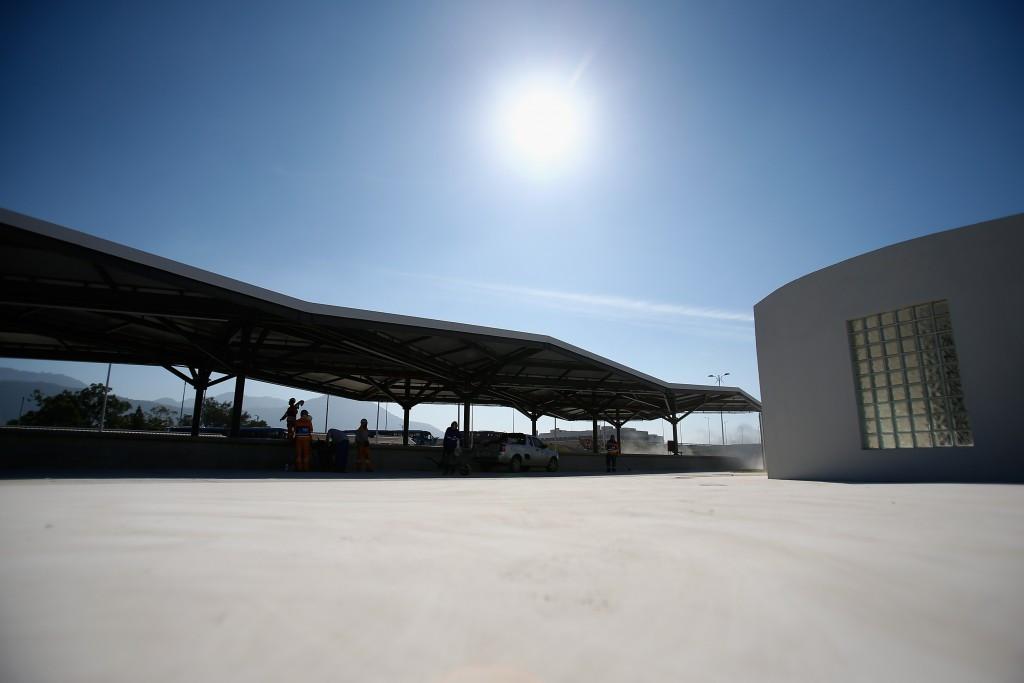 "IPC chief executive praises decision of Rio Mayor to name major transport hub the ""Paralympic Terminal"""