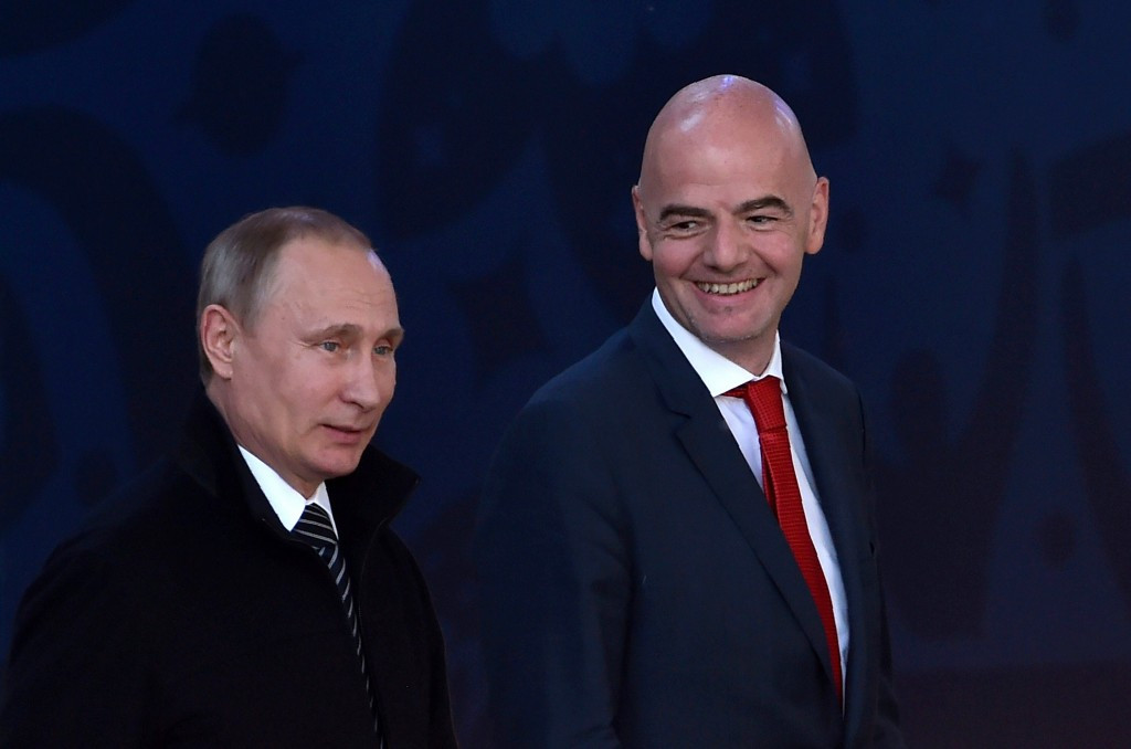 FIFA President Infantino facing Ethics Committee hearing as accusations of wrongdoing gather pace