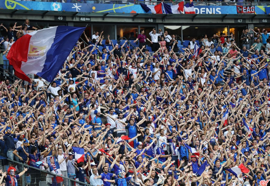 Euro 2016 gave glimpse of what 2024 Olympics in Paris could be like, claim French officials