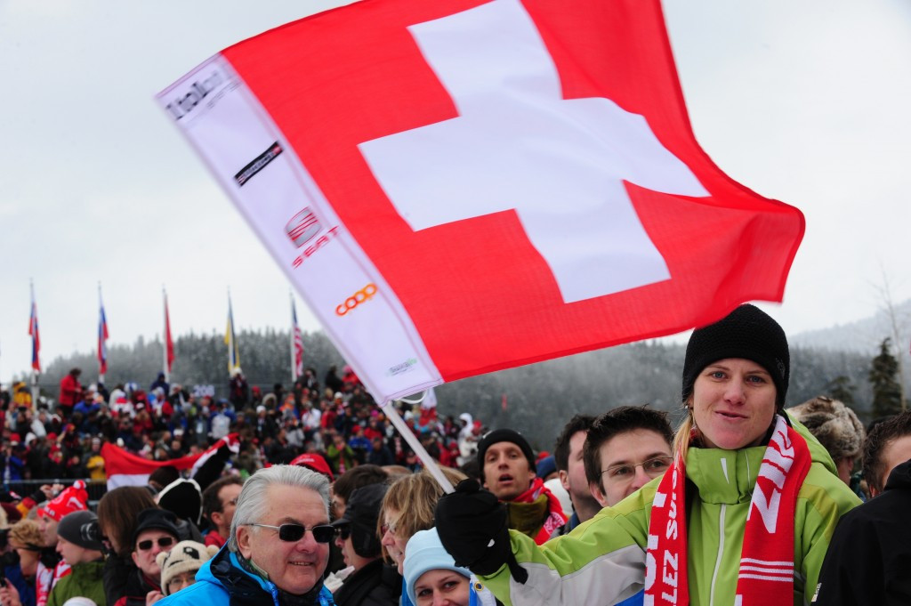 Potential Swiss bid for 2026 Winter Olympics has public backing, survey claims