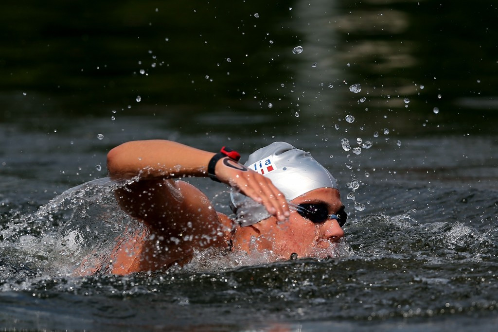 More Italian success as European Open Water Swimming Championships come to a close