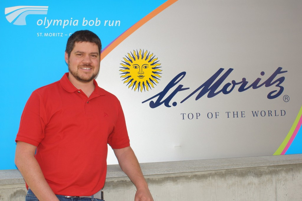 Gianola appointed managing director of St. Moritz bobsleigh track