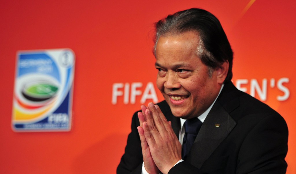 Thailand's former FIFA Executive Committee member Worawi Makudi could be hit with a four-year ban if the Adjudicatory Chamber agree with the Investigatory Chamber ©Getty Images