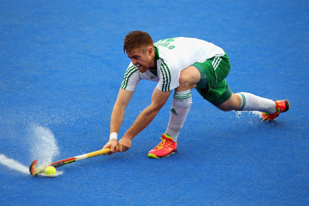 Ireland's men's hockey team is preparing for its first Olympic appearance for more than 100 years ©Getty Images