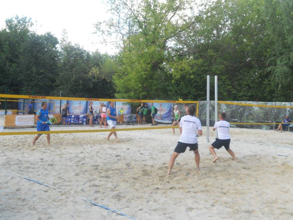 Defending champions Italy safely through to third round of ITF Beach Tennis World Team Championship
