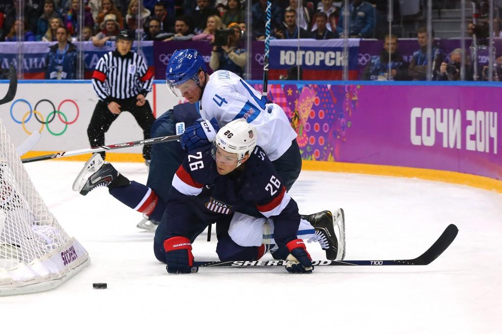 Finnish veteran Vaananen announces retirement from ice hockey