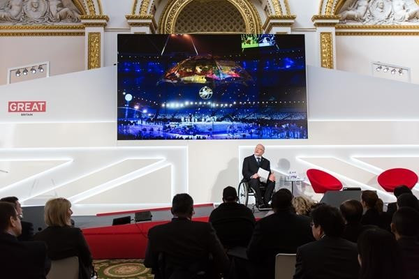 International Paralympic Committee President among headline speakers for Inclusion Summit during Rio 2016