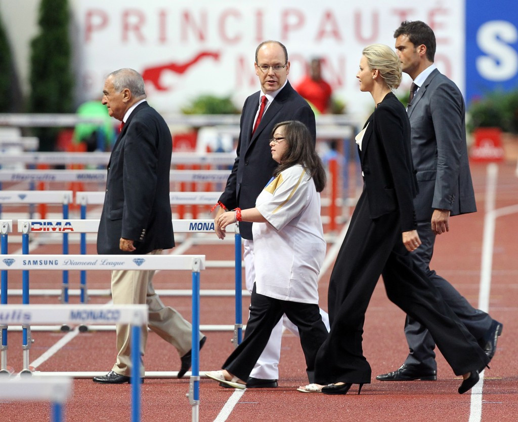 A meeting of the Monegasque Athletics Federation, chaired by Prince Albert II, decided to go ahead with the IAAF Diamond League meeting in Monaco following the previous evening's terrorist outrage in Nice ©Getty Images