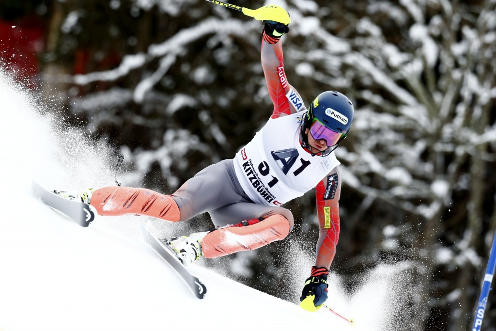 Ted Ligety will hope to defend his slalom world title in the forthcoming season ©Getty Images